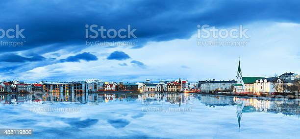 Photo of Blue Reykjavik