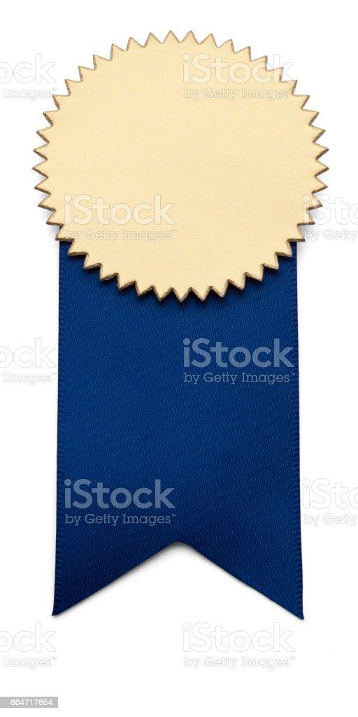 Blue Ribbon Awards stock photo