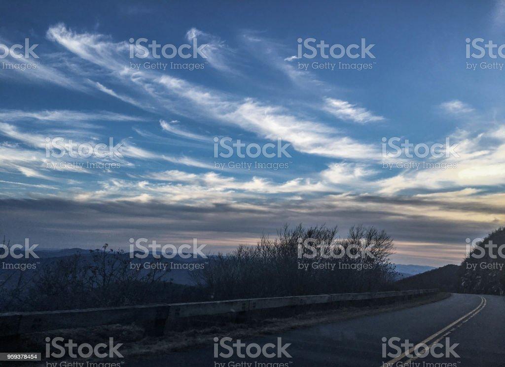 Blue Ridge Mountains Asheville Nc Stock Photo More