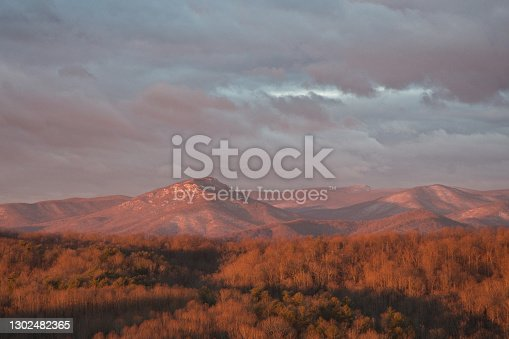 istock Blue Ridge Mountains 1302482365
