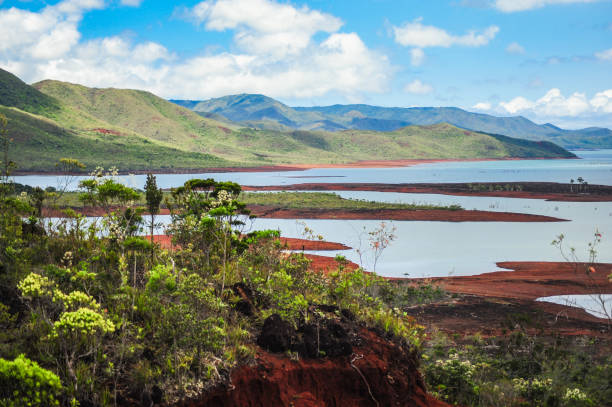Blue River Park, Neu-Kaledonien – Foto