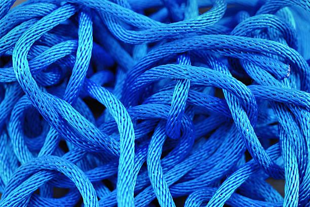 Blaue Kordel – Foto