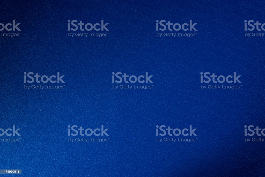 Blue satin texture stock photo