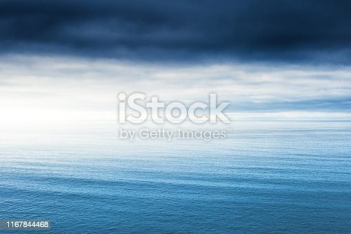 959508862 istock photo Blue Sea Background, Aerial View of Ocean 1167844468