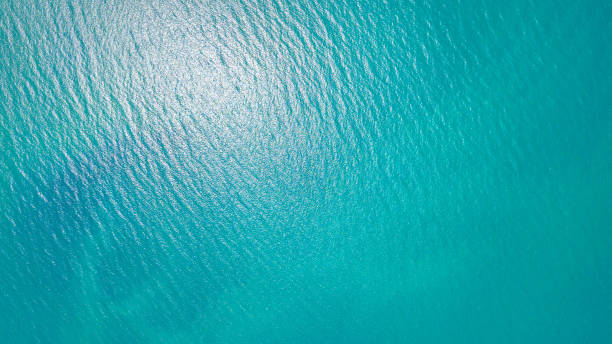 blue sea for background - sea stock pictures, royalty-free photos & images