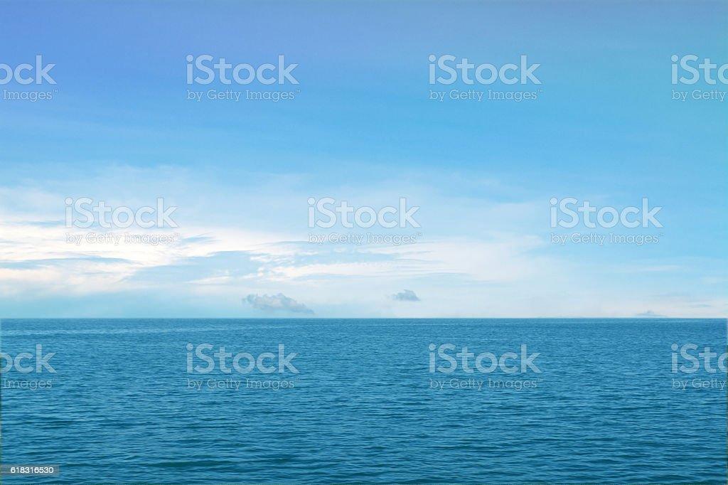 blue sea,  ocean background stock photo