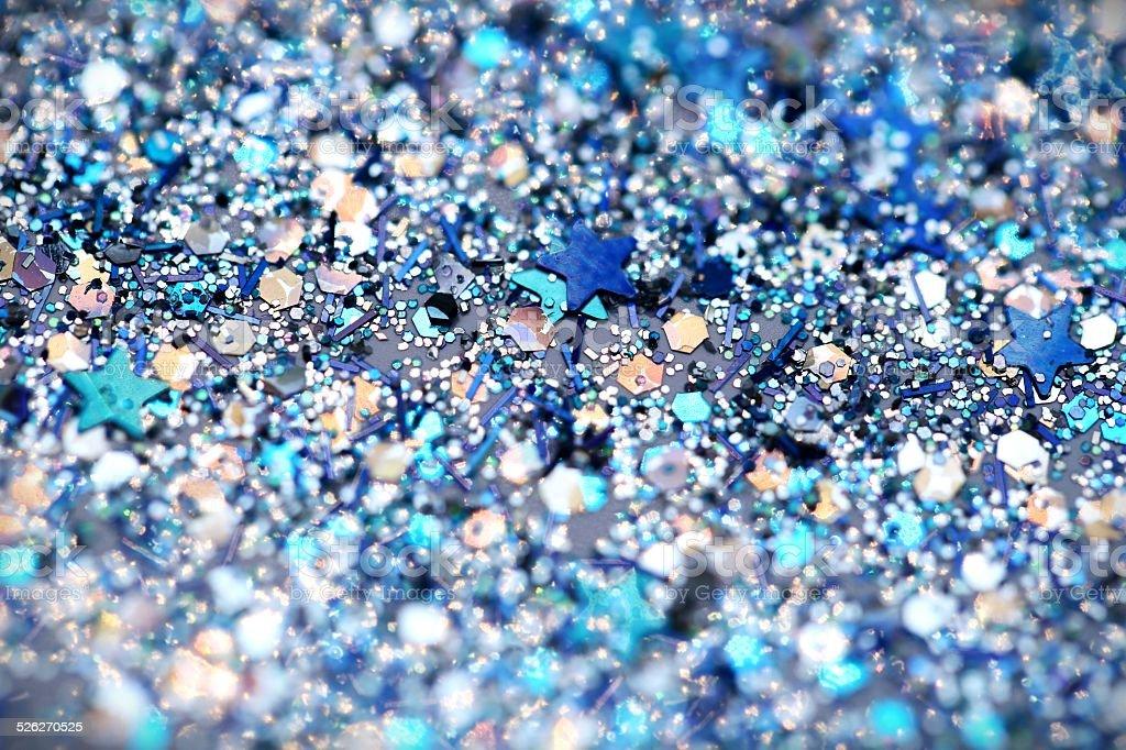 Blu glitter argento sfondo vacanza capodanno natale for Immagini con brillantini