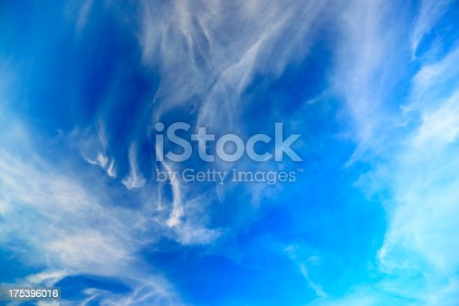 istock Blue Sky and Cloud 175396016