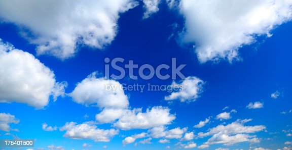 istock Blue Sky and Cloud 175401500