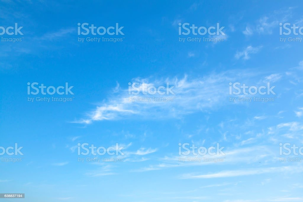 blue sky background. stok fotoğrafı
