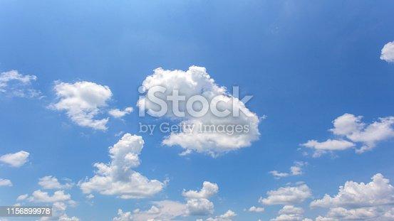 807443942 istock photo Blue Sky Cloud Nature Landscape Background 1156899978