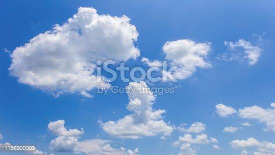 807443942 istock photo Blue Sky Cloud Nature Landscape Background 1156900003