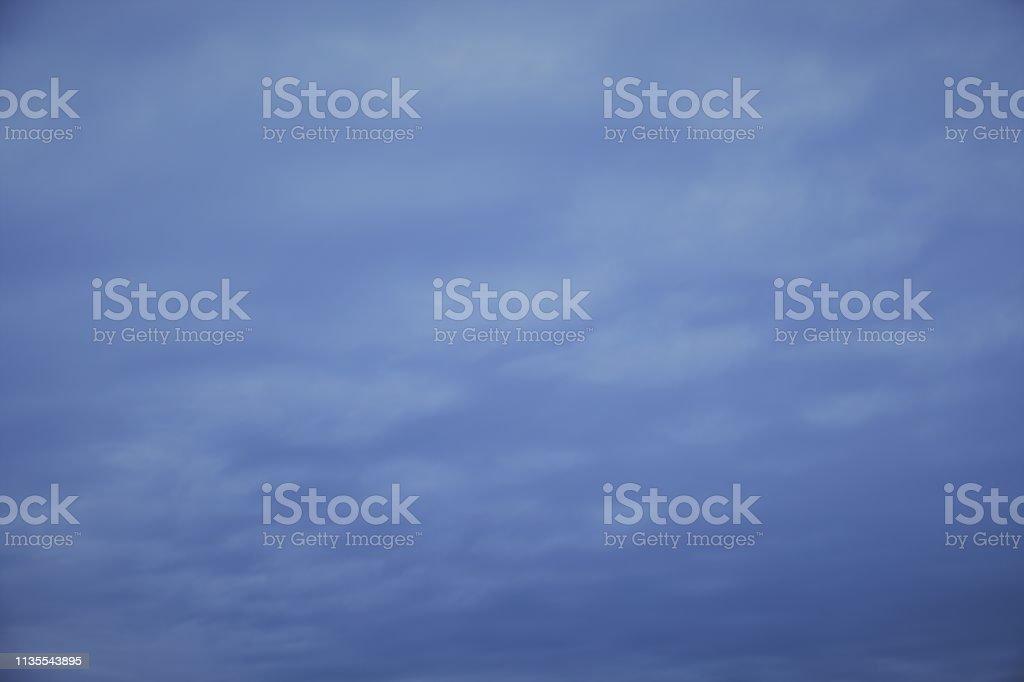 Blauer Himmel, bedeckter Himmel, wolkiger Himmel – Foto
