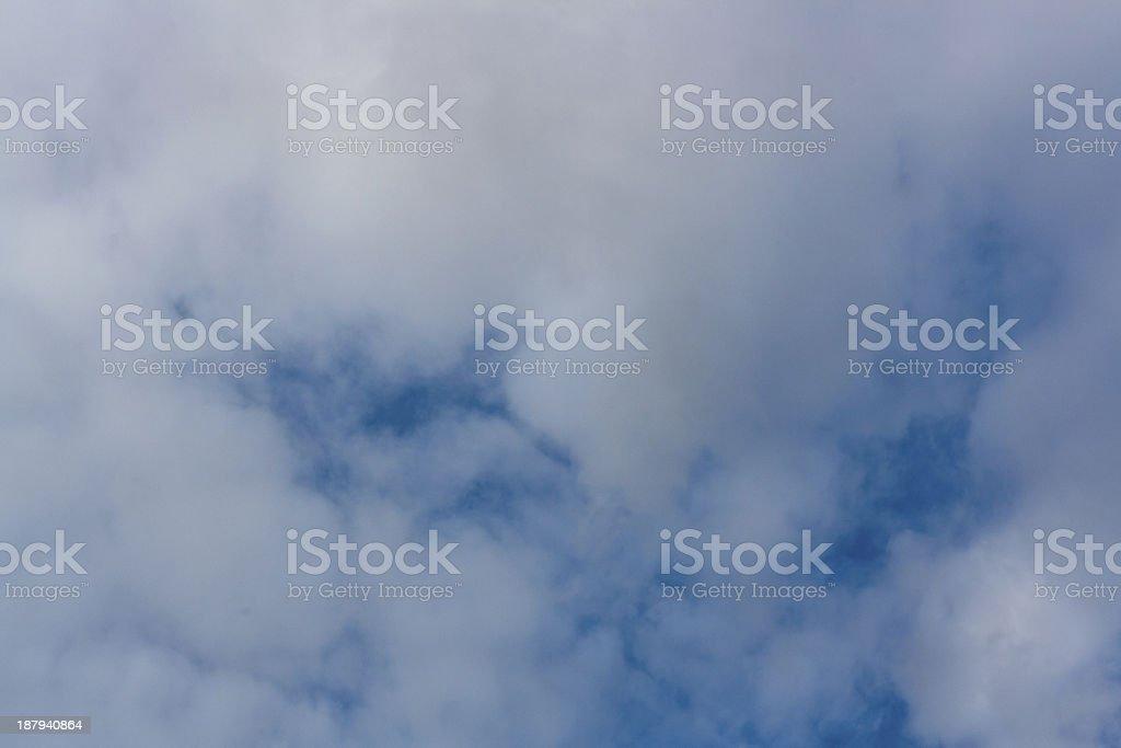 Blue Sky Image royalty-free stock photo