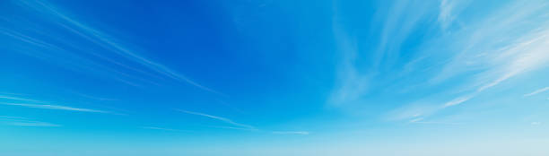 blue sky over sardinia - skies stock photos and pictures