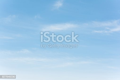 istock Blue sky 527545230