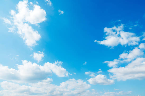 青空 - clouds stock photos and pictures