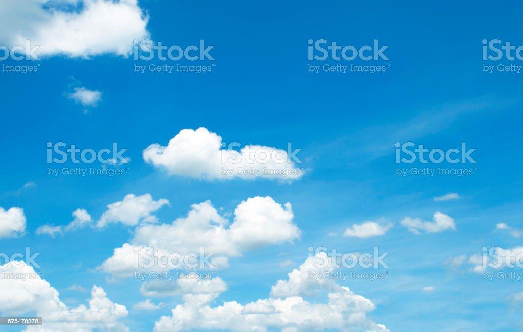 blue sky photo libre de droits
