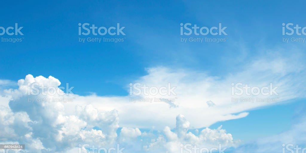 blue sky foto de stock libre de derechos