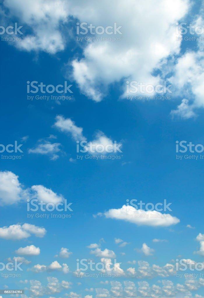 blue sky 免版稅 stock photo