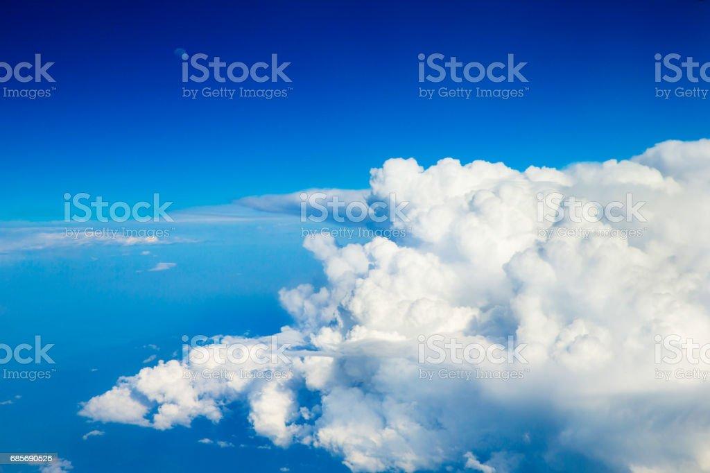 blue sky foto de stock royalty-free