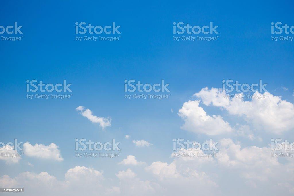 Azul sky - Foto de stock de Aire libre libre de derechos