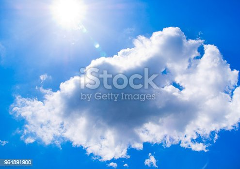 Blue Sky Stock Photo & More Pictures of Beauty