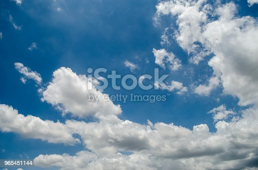 Blue Sky Stock Photo & More Pictures of Abstract