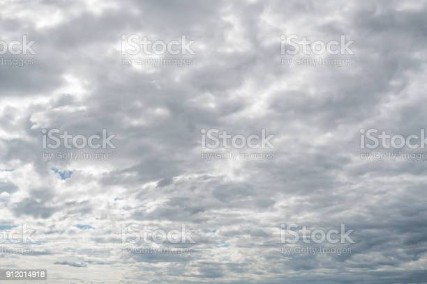 Photo of blue sky with cloud background
