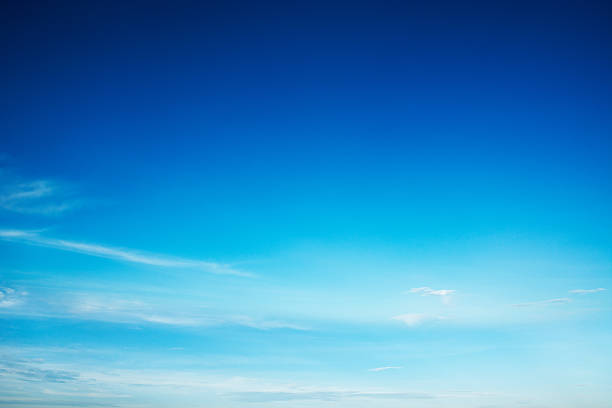 Blue sky with cloud Blue sky with cloud modern period stock pictures, royalty-free photos & images