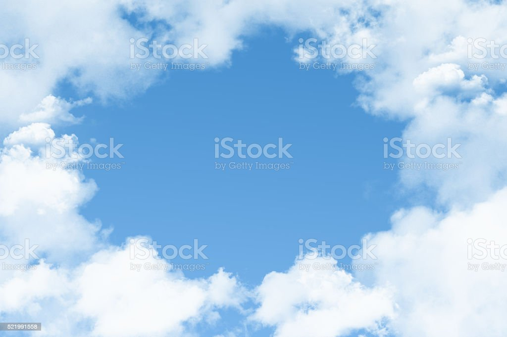 Fondos de nubes para editar fotos