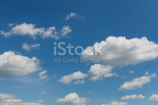 937694668istockphoto Blue sky with clouds,summer sky,nature background. 1130328554