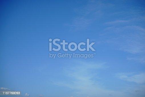 Sky, Cloudscape, Wind, Thailand, Blue