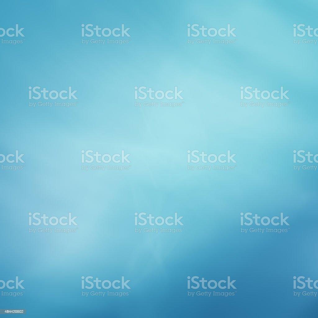 Suave fondo azul - foto de stock