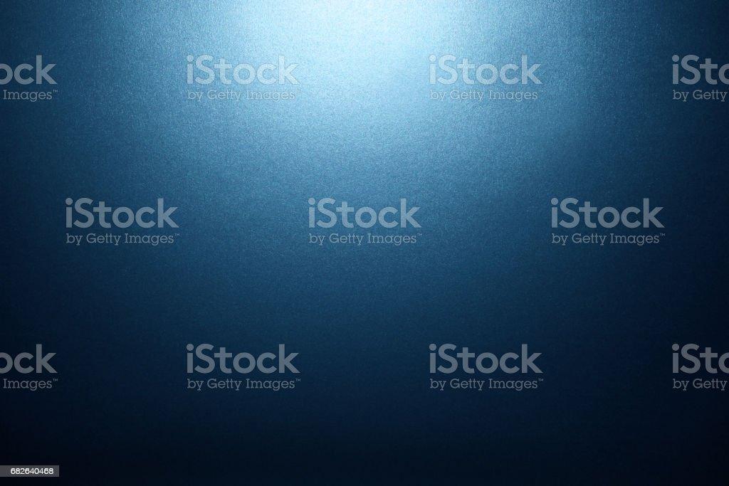 blue sparkle background stock photo