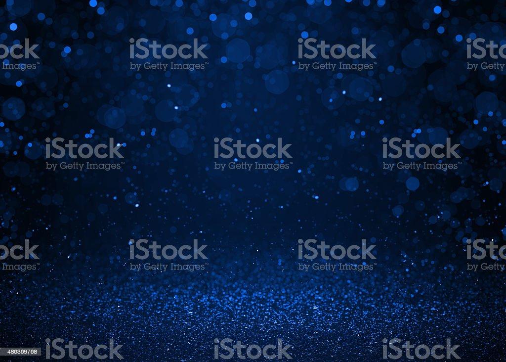 Blasku niebieski brokat tło abstrakcyjne. - Zbiór zdjęć royalty-free (2015)