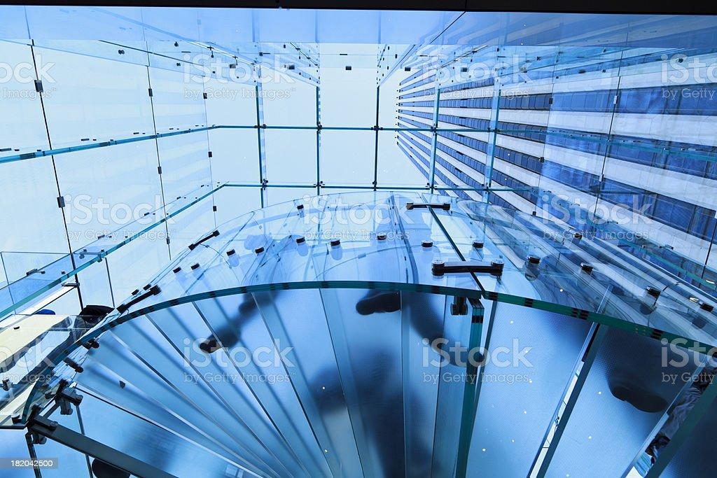 Blue Treppe – Foto