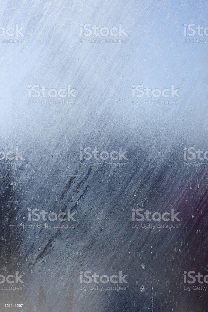 Blue steel texture/ Background (XXXL) royalty-free stock photo