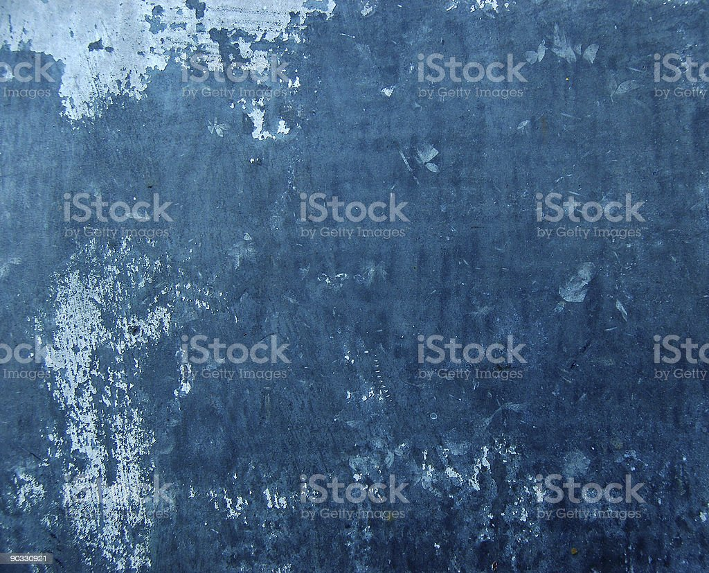Blue Steel texture royalty-free stock photo