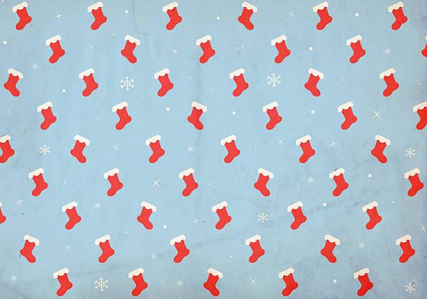 Blue Stocking Paper XXXL stock photo