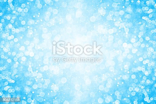 istock Blue Summer Underwater Swimming Pool Party Background or Invitation 804812158