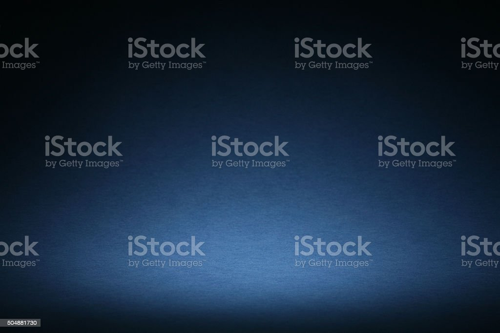 Blue Sweep Background With Vignette stock photo