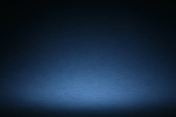 blue sweep background with vignette - dark blue stock pictures, royalty-free photos & images