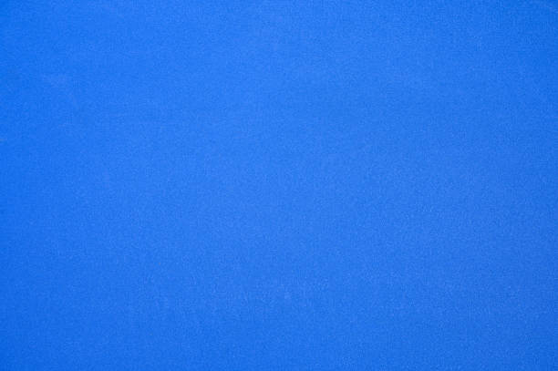 Blue synthetic rubber field of tennis court stock photo