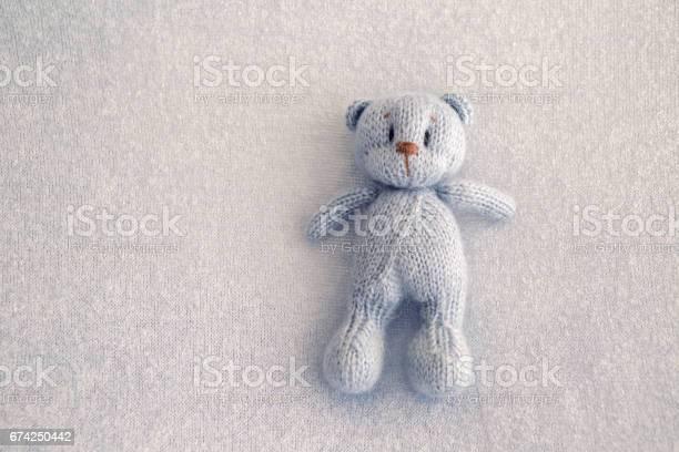 Blue teddy bear knitted toy picture id674250442?b=1&k=6&m=674250442&s=612x612&h=yvmq6vrh1mwcqrivftcyoo5mnbzj 3lxqd0oijr kpc=