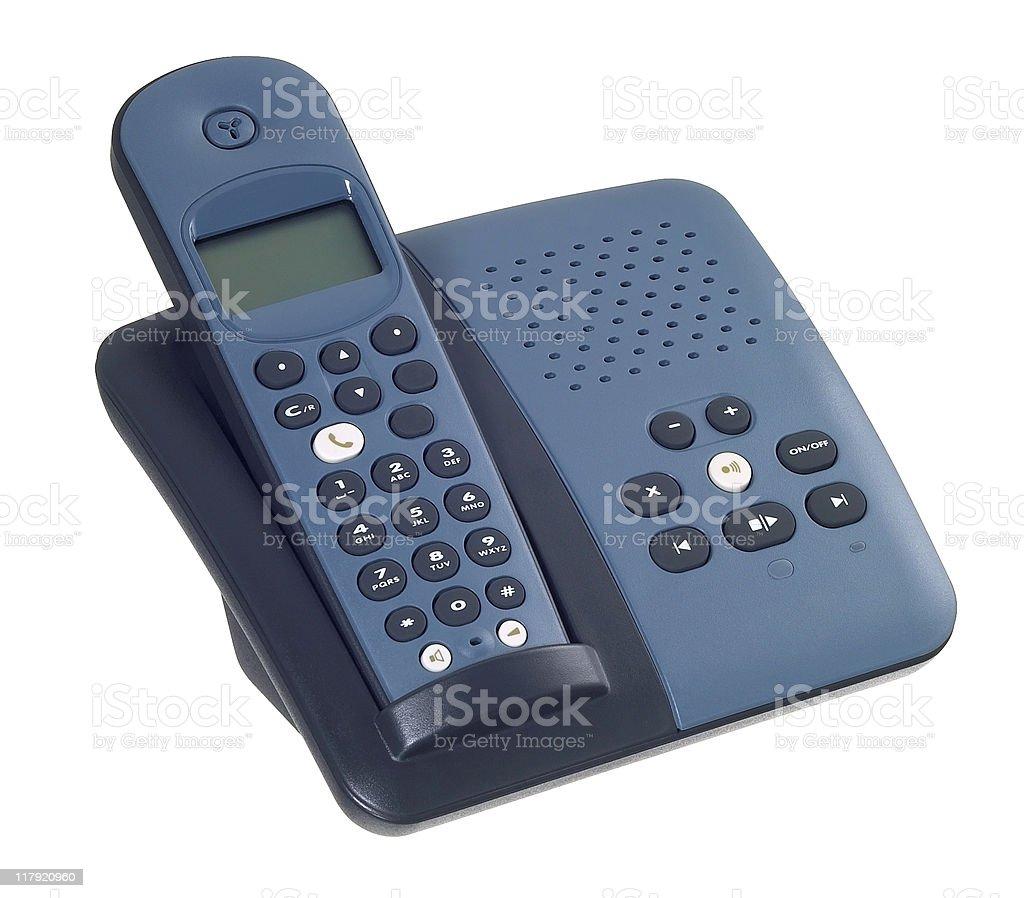 blue Telefon – Foto