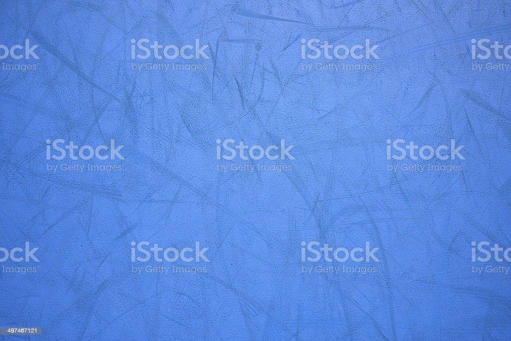 blue tennis court surface stock photo