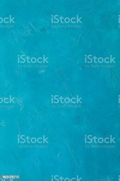 Niebieska Tekstura Tła Kurz Porysowany Sztukaterie - zdjęcia stockowe i więcej obrazów Abstrakcja