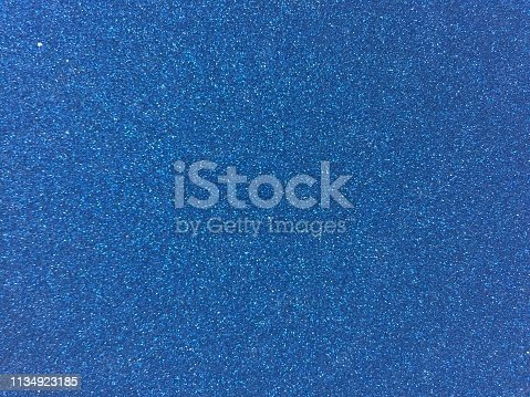 617566268 istock photo Blue texture Christmas abstract background 1134923185