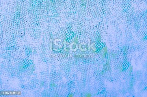 istock Blue textured background 1157163118